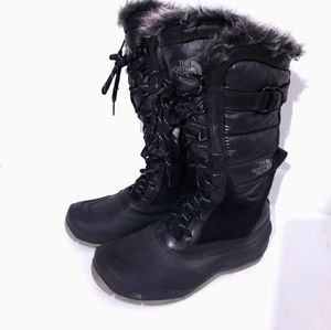 NORTH FACE Winter Boots Waterproof Womens 5.5